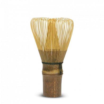 Fouet À Matcha (Chasen) Bambou Violet 80 Brins