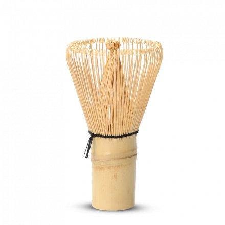 Fouet À Matcha (Chasen) Bambou Doré 100 Brins