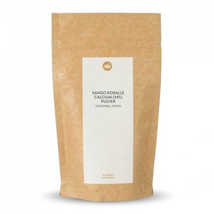 Calcium de Corail Marin Sango (34 %) Poudre