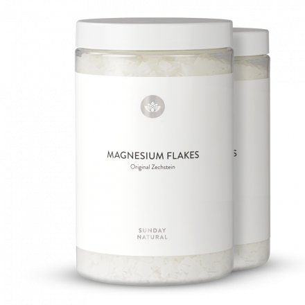 Flocons De Magnésium Zechstein 2kg