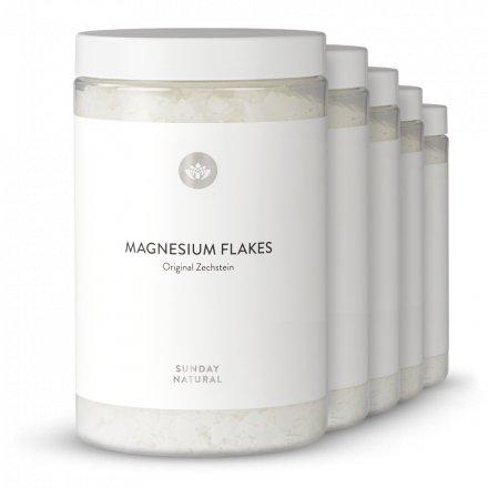 Flocons De Magnésium Zechstein 5kg