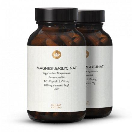 Glycinate De Magnésium En Gélules