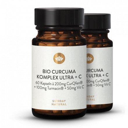 Curcuma Ultra Complexe Bio + Vitamine C