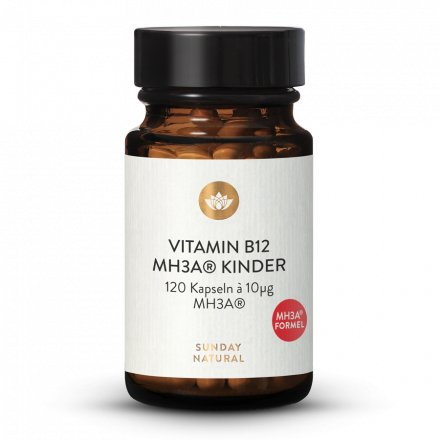 Vitamine B12 Formule MH3A® 10µg Pour Enfants