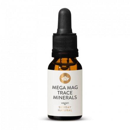 Magnésium ionique Trace Minerals, Gouttes