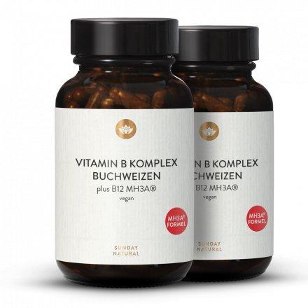 Complexe De Vitamines B + B12 MH3A®