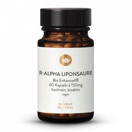 Gélules D'acide R-Alpha-Lipoïque Stabilisé Et Bioactif