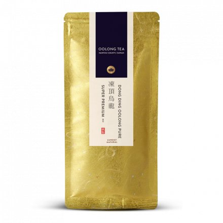 Dong Ding Oolong Pure Bio