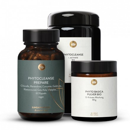 Phytocleanse Coffret activation