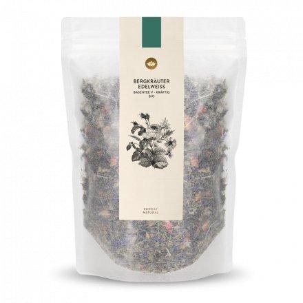 Thé Equilibre Acido-Basique Bio Herbes De Montagne Edelweiss - Intense