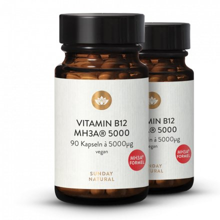 Vitamine B12 Formule MH3A® 5000µg