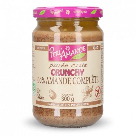 Mousse D'amandes Crunchy Bio Perl'amandes, Qualité Crudité
