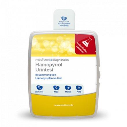 Test urinaire d'hémopyrrolurie (HPU)