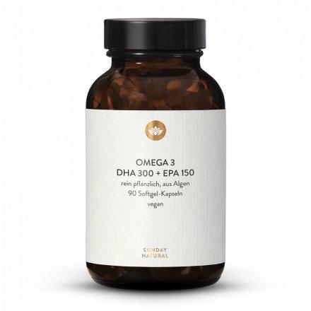 Complexe Oméga-3 Vegan