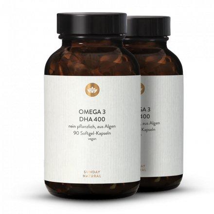 Oméga-3 DHA 400