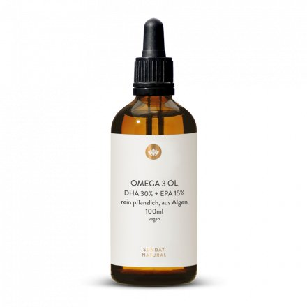 Huile Oméga-3 DHA + EPA