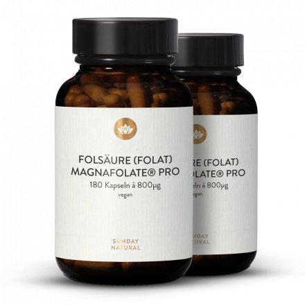 Acide Folique (Folate) Magnafolate® Pro 800µg