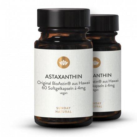 Astaxanthine 4 mg en gélules