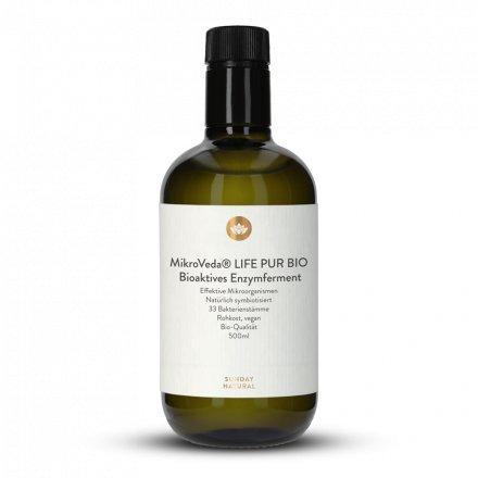 Mikroveda® Life Pur Micro-Organismes Efficaces Bio 500ml