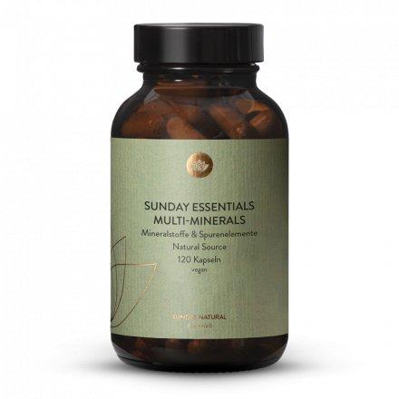 Multi-Minerals Sunday Essentials