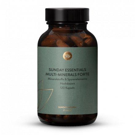 Multi-Minerals Forte Sunday Essentials
