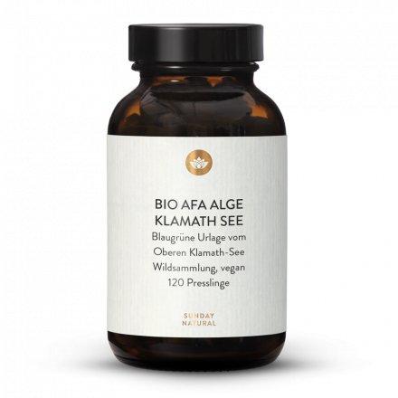 Algue AFA Klamath Bio En Comprimés 400 mg