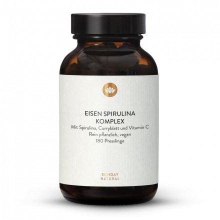 Complexe Fer-Spiruline + Vitamine C