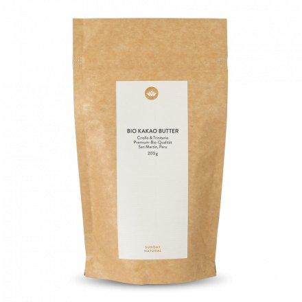 Beurre de cacao bio