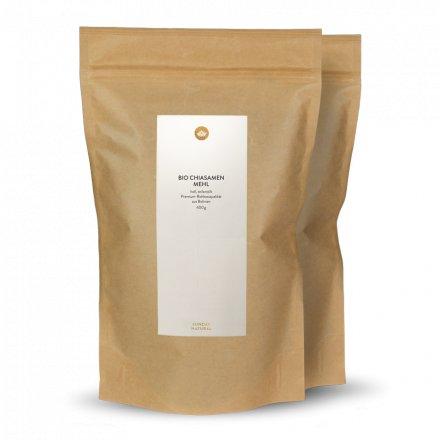 Graines de chia bio en farine 400 g
