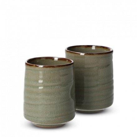 Coffret De Tasses À Thé Japonaises Shibukusa