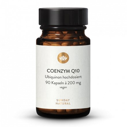 COENZYME Q10 Ubiquinone 200 mg