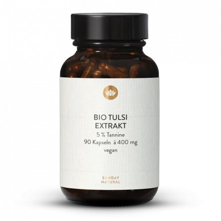 Tulsi bio Extrait en gélules