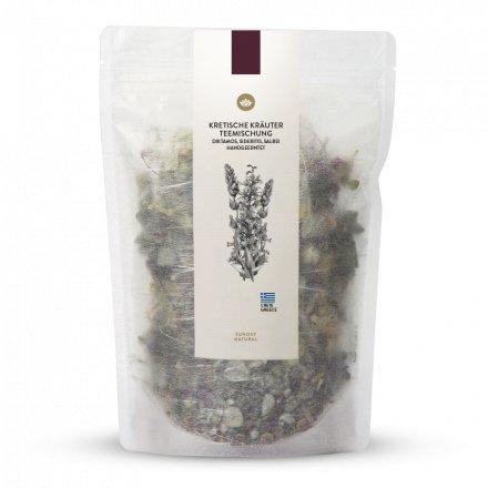 Herbes crétoises  Mélange de thé biologique