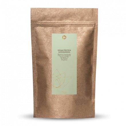 Protéines végétales bio Supergreens
