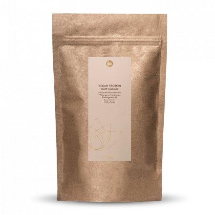 Protéines végétales bio <br> Cacao cru